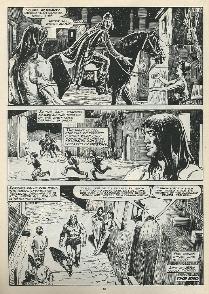 The Savage Sword Of Conan Issue #174 #175 - English 62