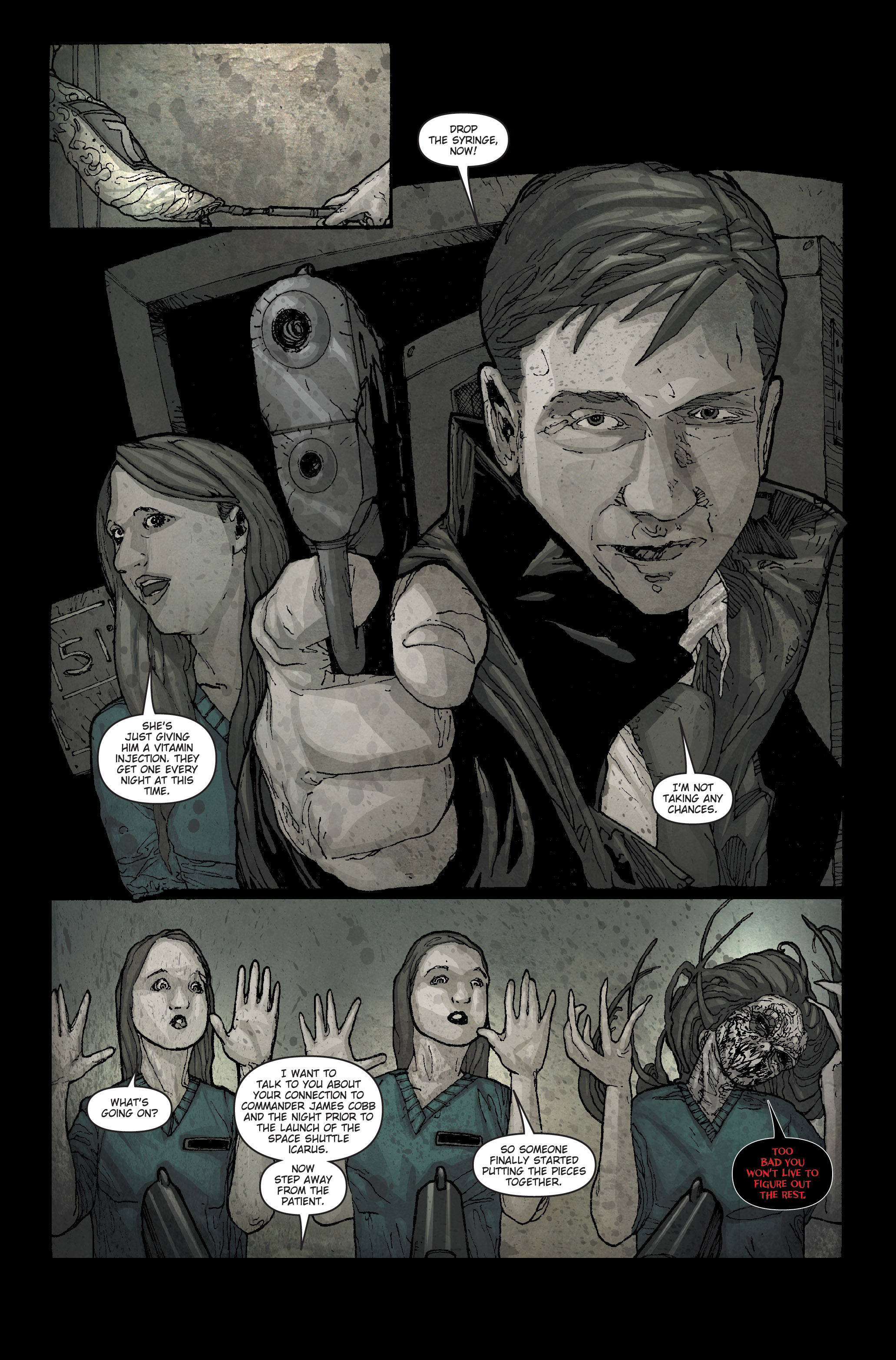 30 Days of Night: Spreading the Disease 1 Page 22