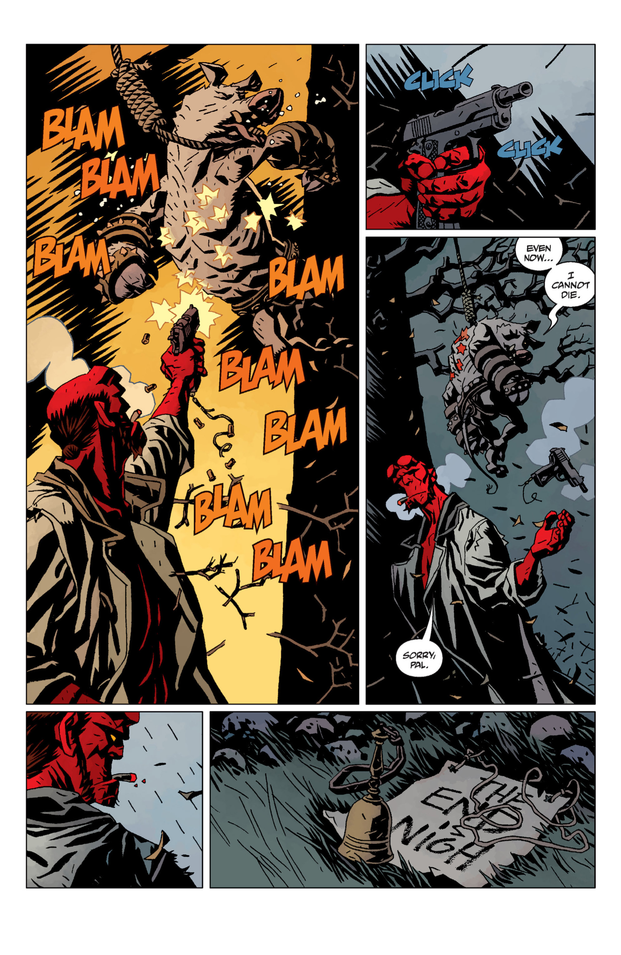 Hellboy chap 12 pic 71
