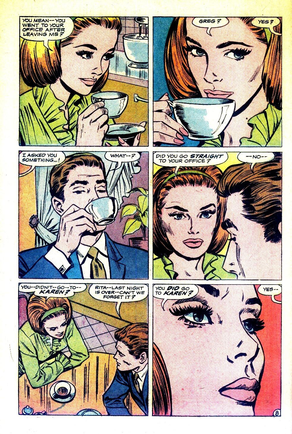 Read online Secret Hearts comic -  Issue #126 - 26