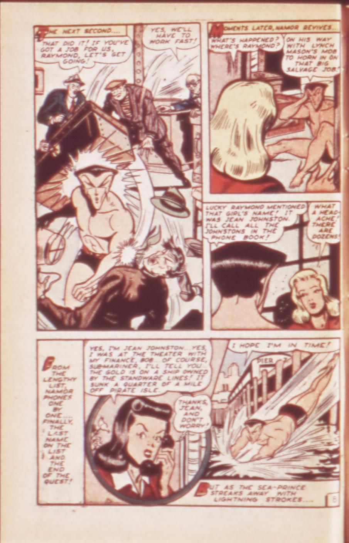 Sub-Mariner Comics Issue #19 #19 - English 10
