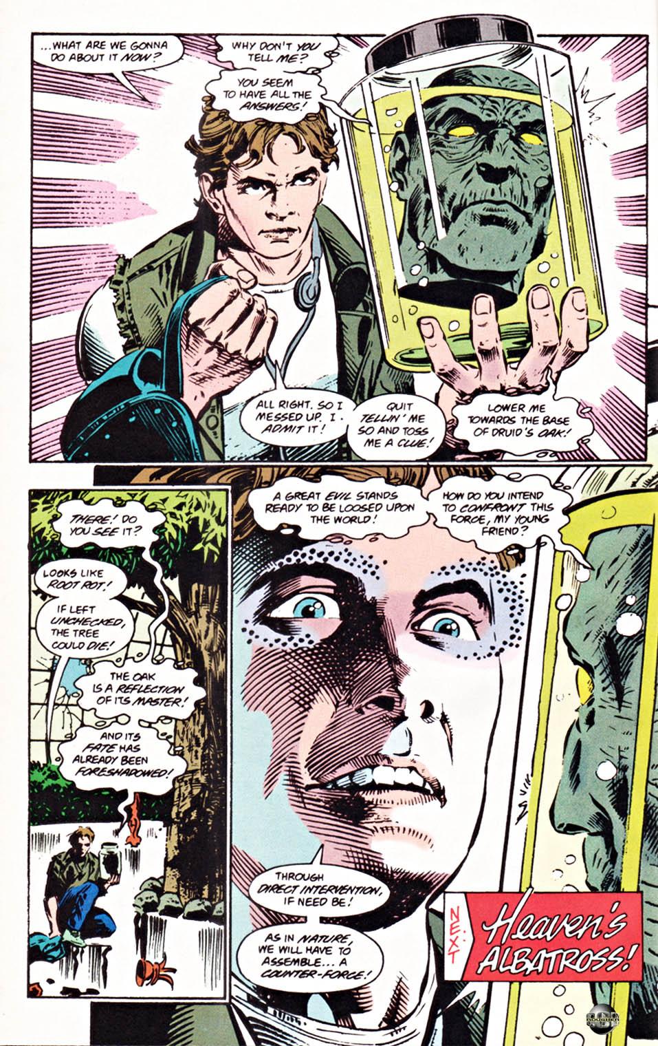 Read online Secret Defenders comic -  Issue #22 - 22