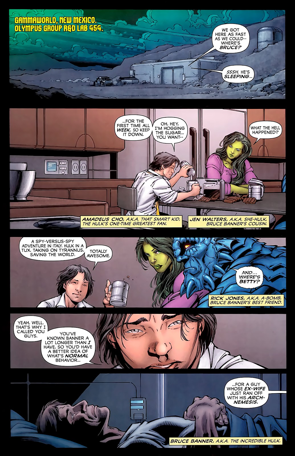 Incredible Hulks (2010) Issue #630 #20 - English 3