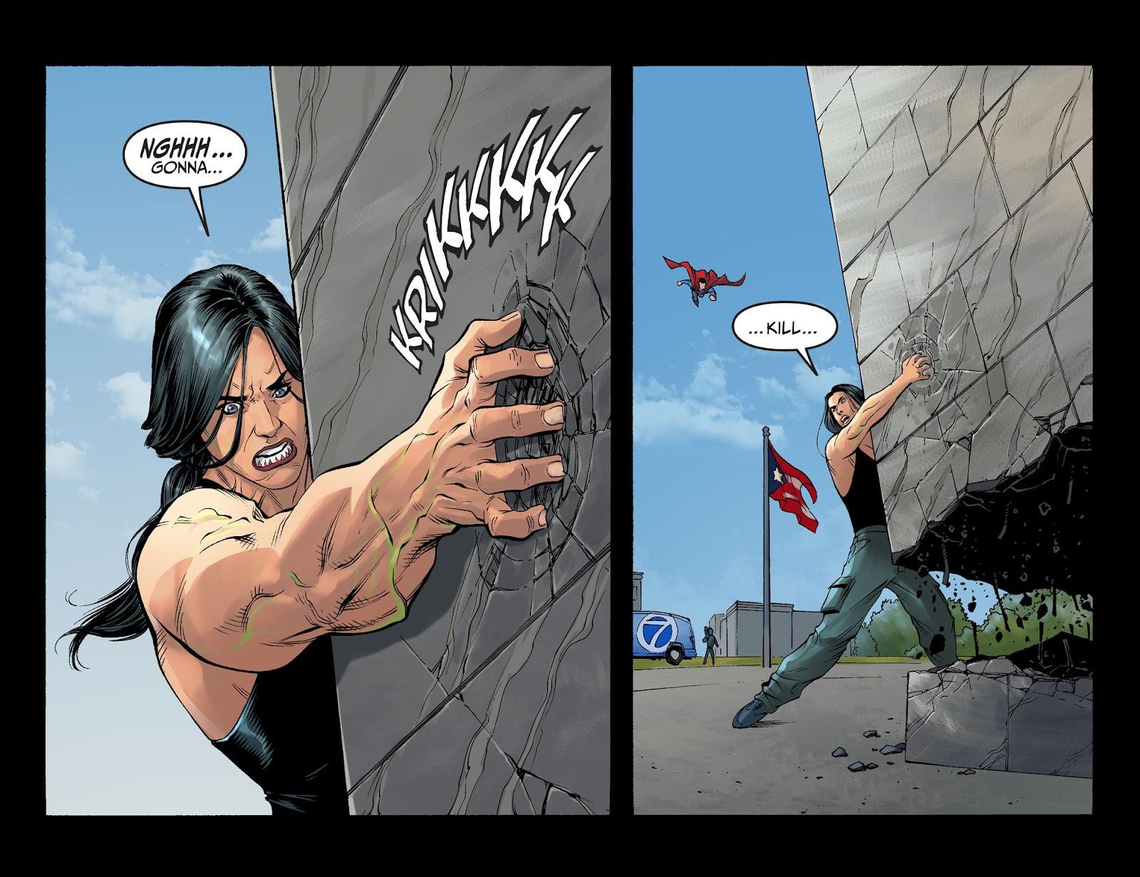 Injustice: Gods Among Us Year Four Issue #4 #5 - English 7