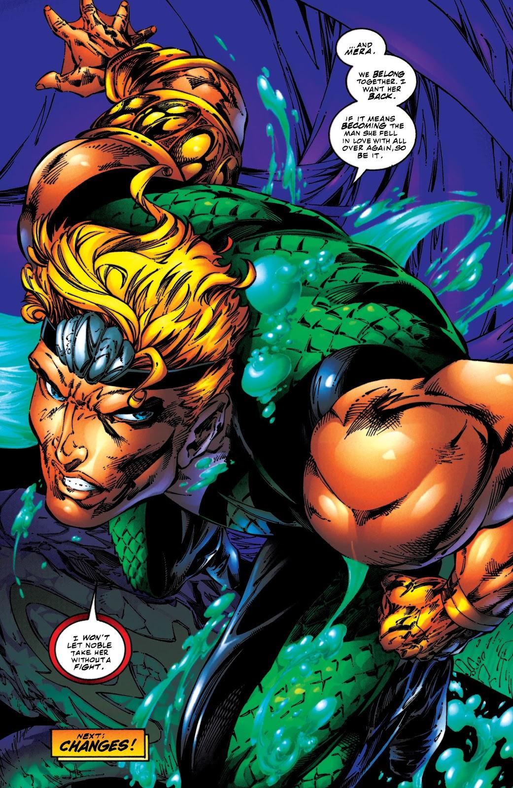 Aquaman (1994) Issue #54 #60 - English 23