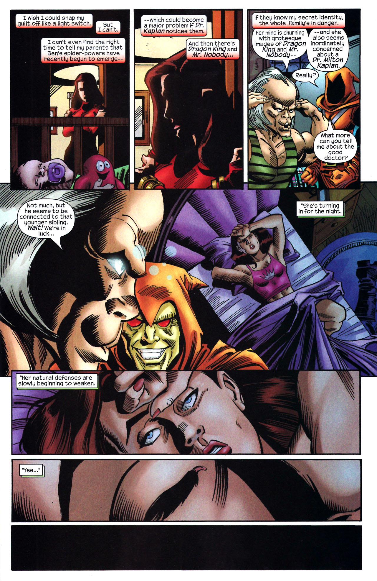 Amazing Spider-Girl #15 #16 - English 13