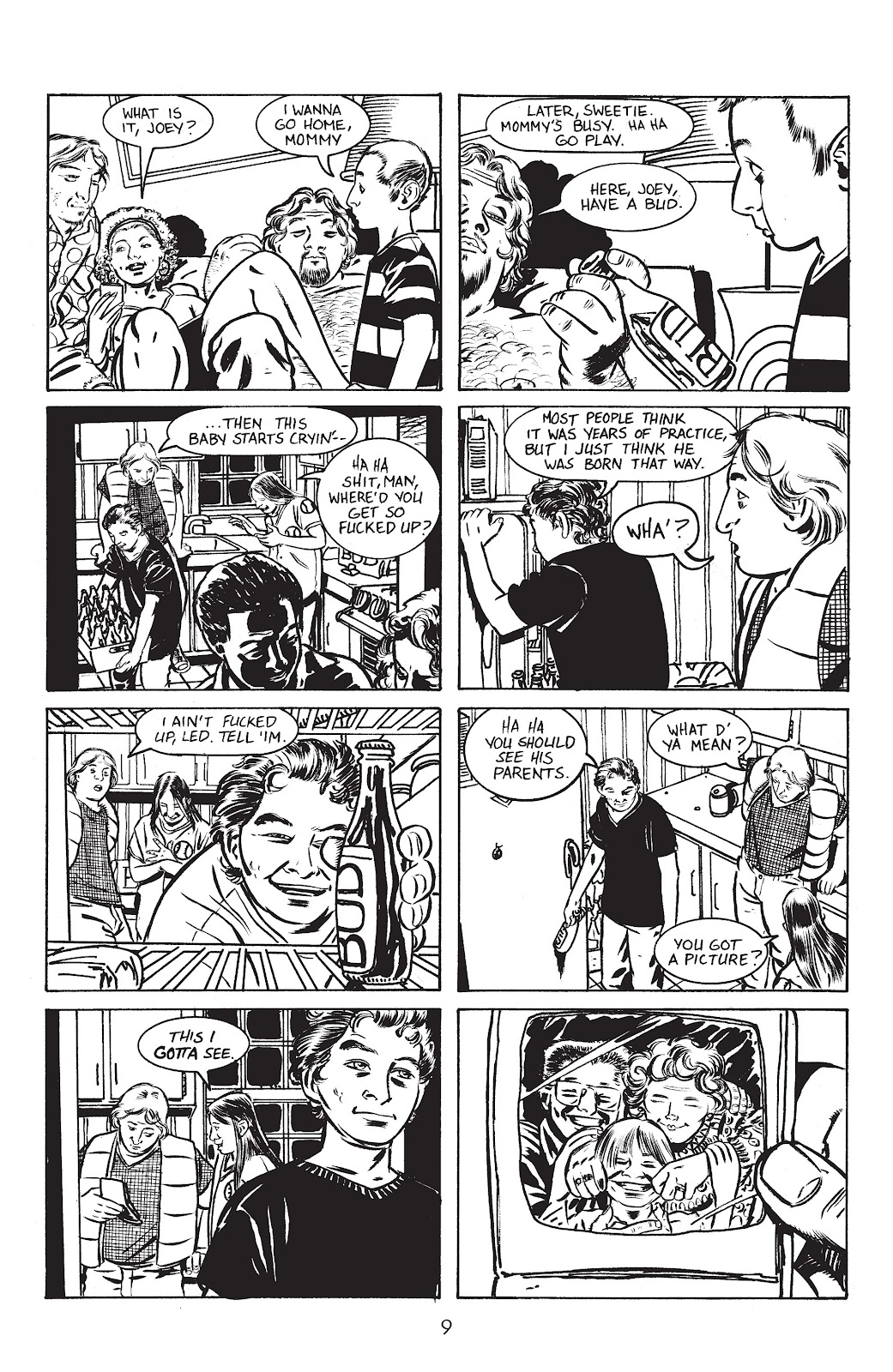 Stray Bullets Issue #3 #3 - English 11