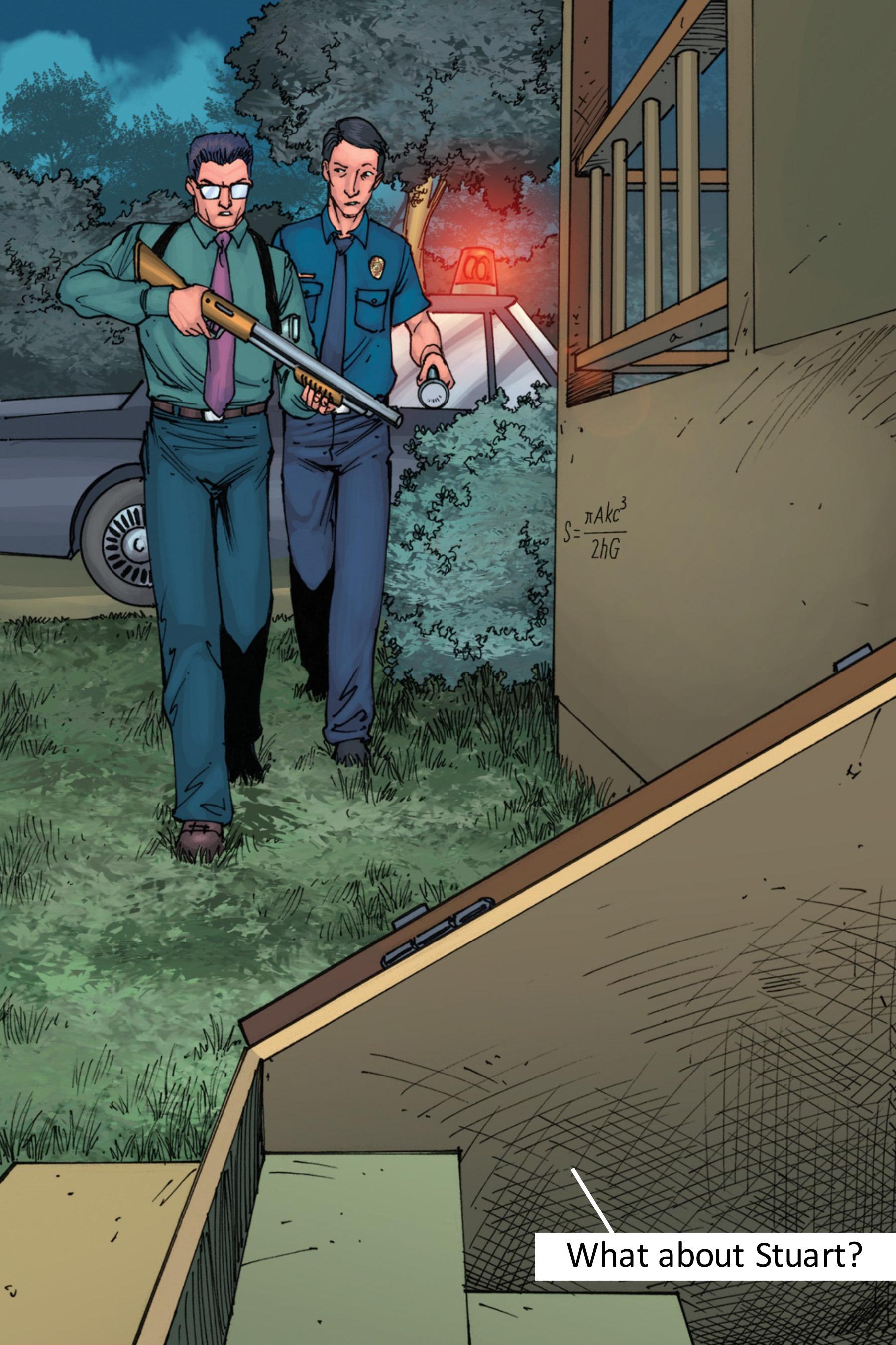 Read online Z-Men comic -  Issue #3 - 72