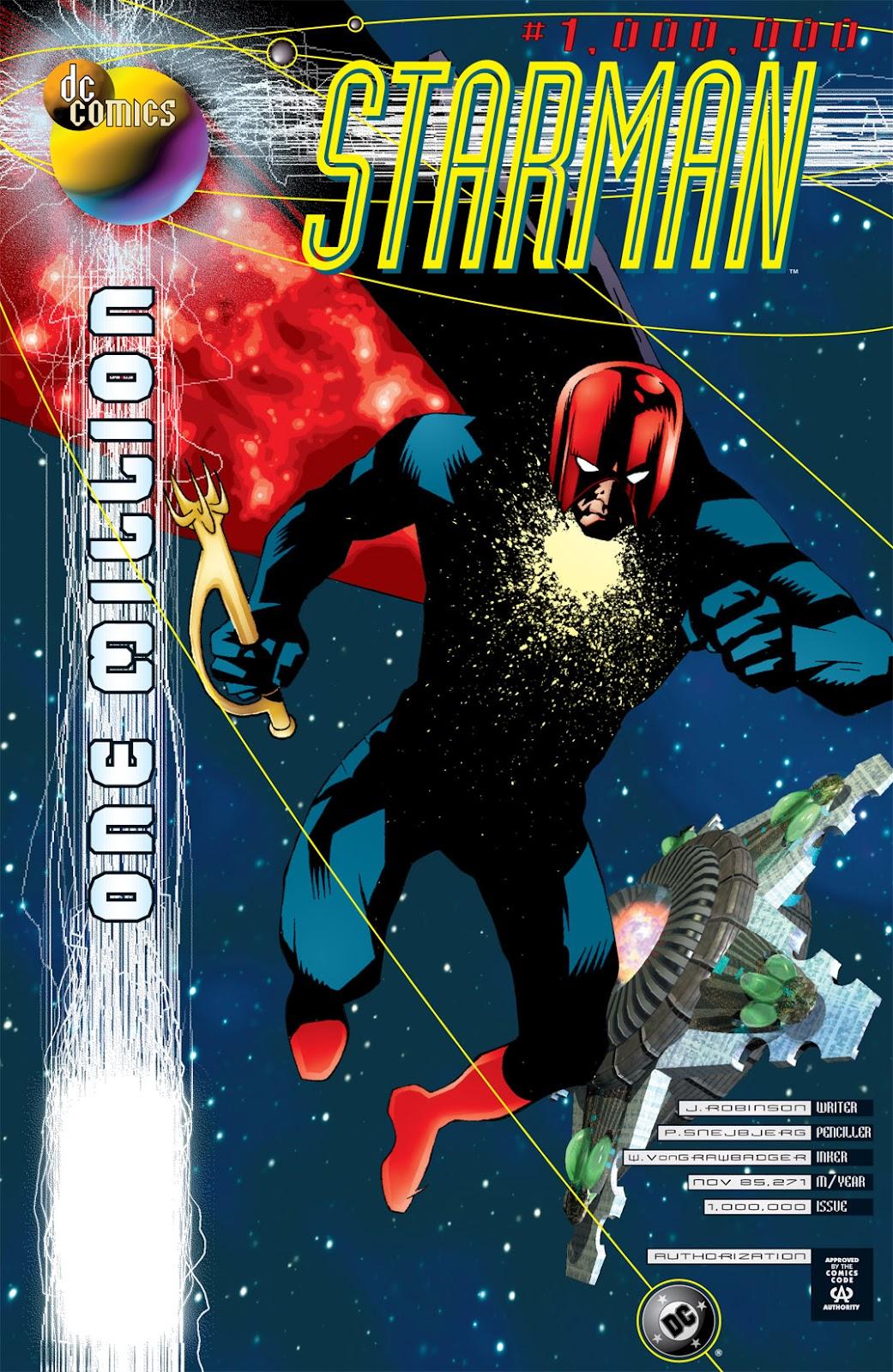 Starman (1994) Issue #1000000 #83 - English 1