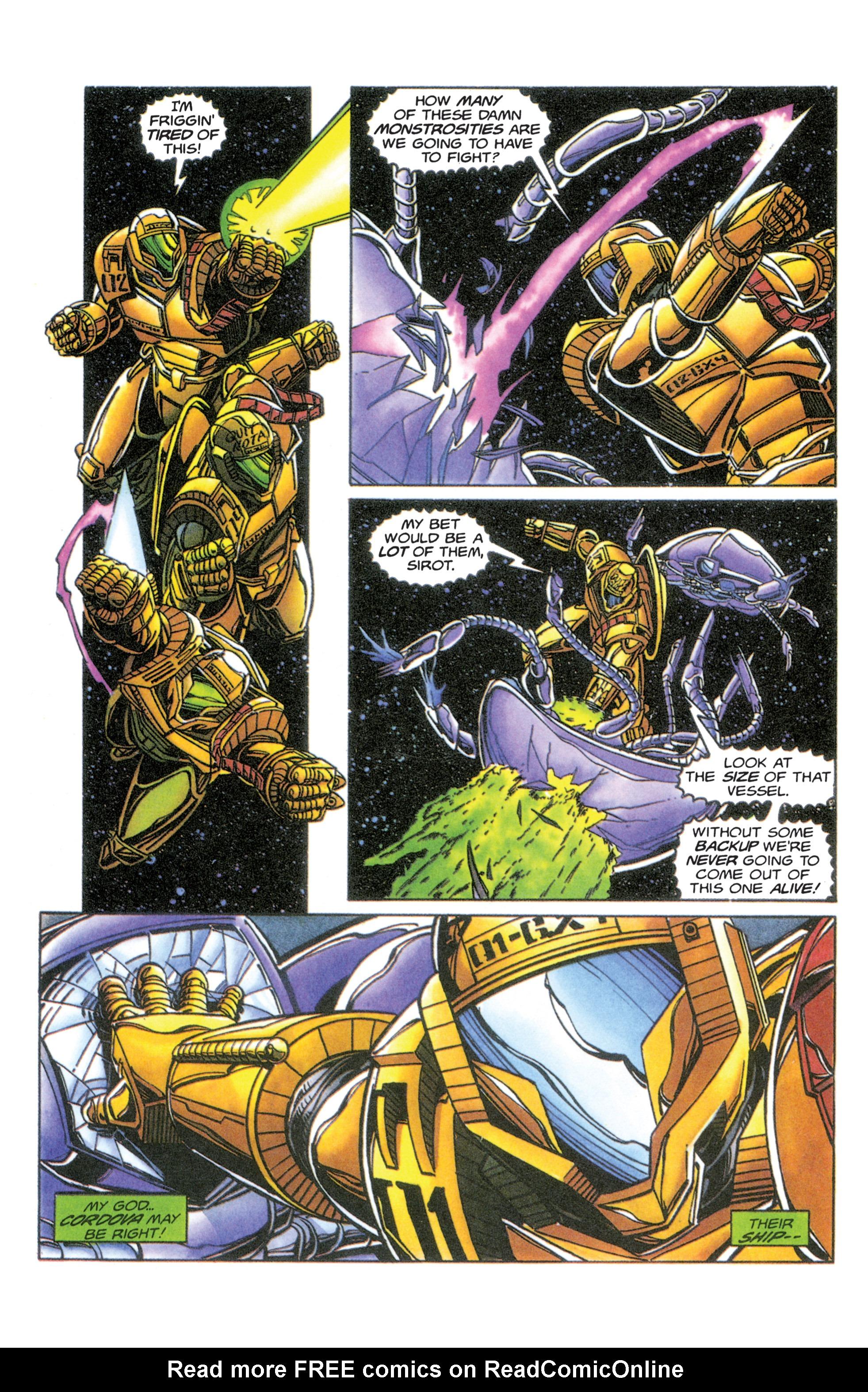 Armorines (1994) 6 Page 8
