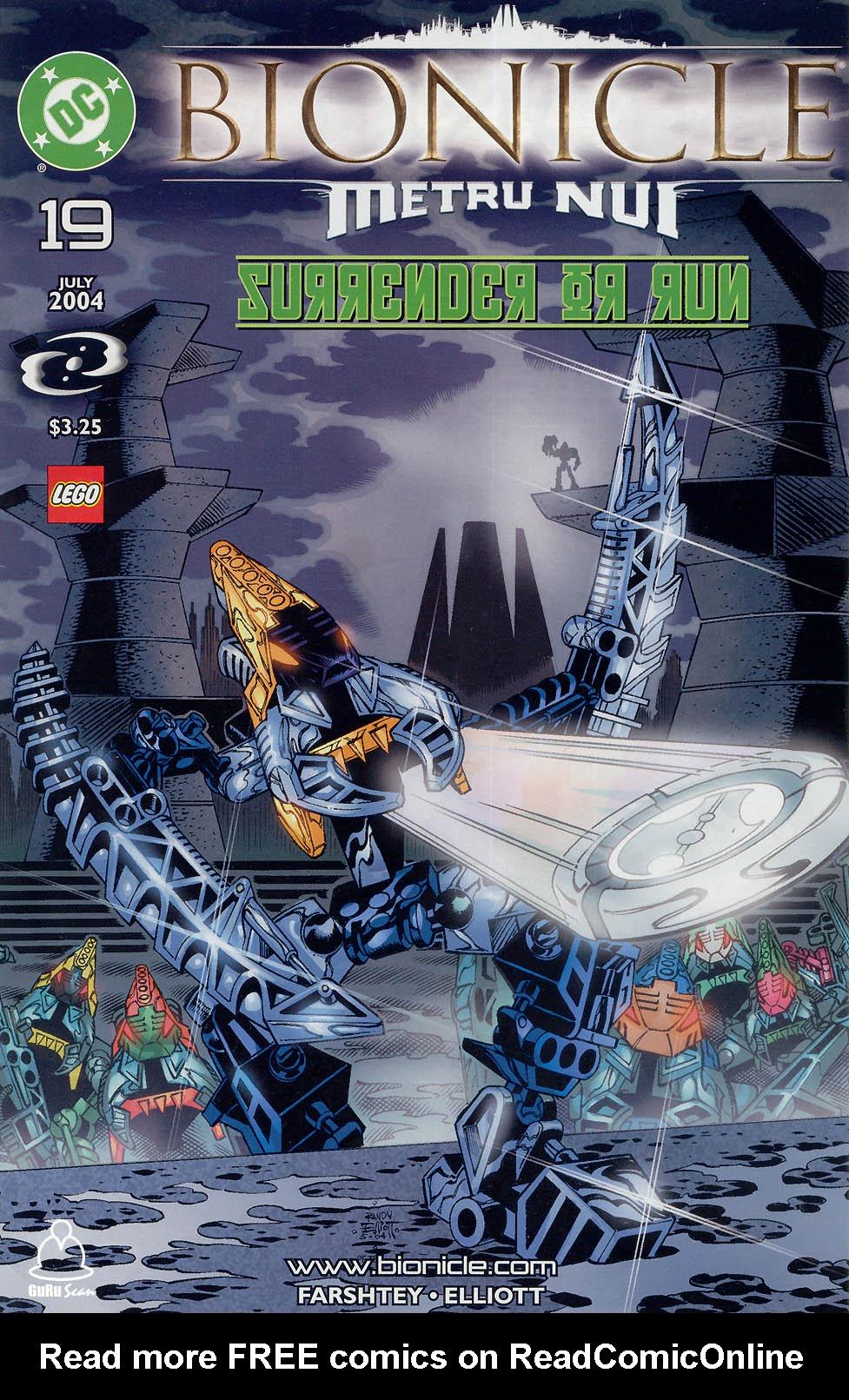 Bionicle 19 Page 1
