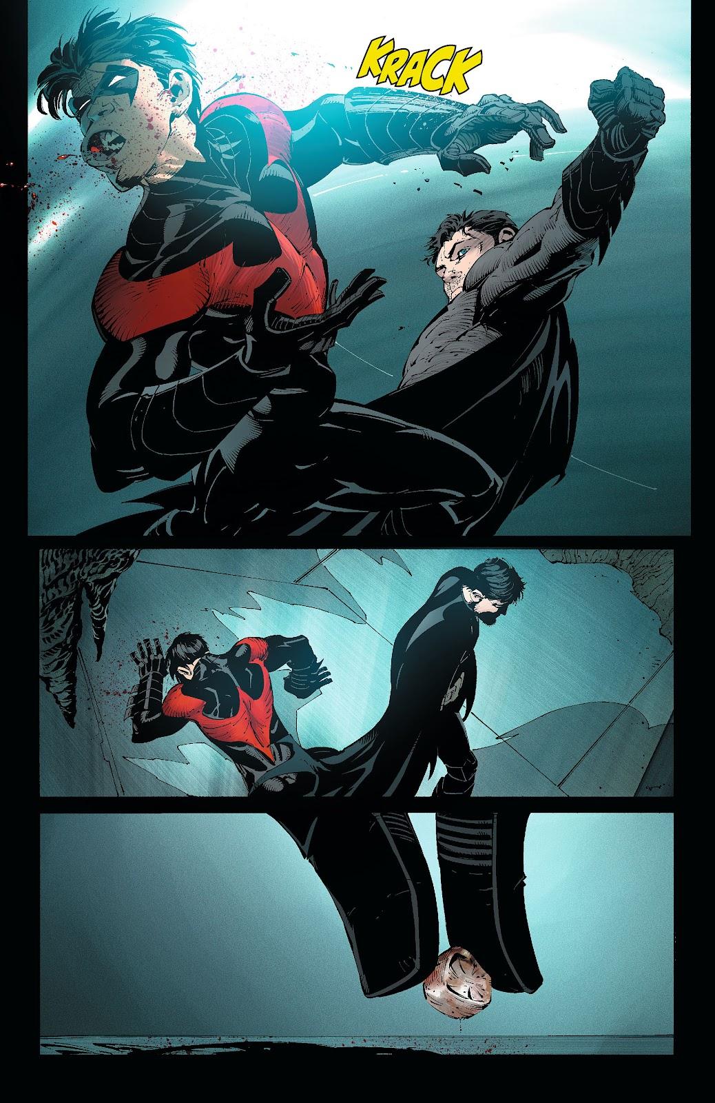Batman (2011) Issue #7 #22 - English 20