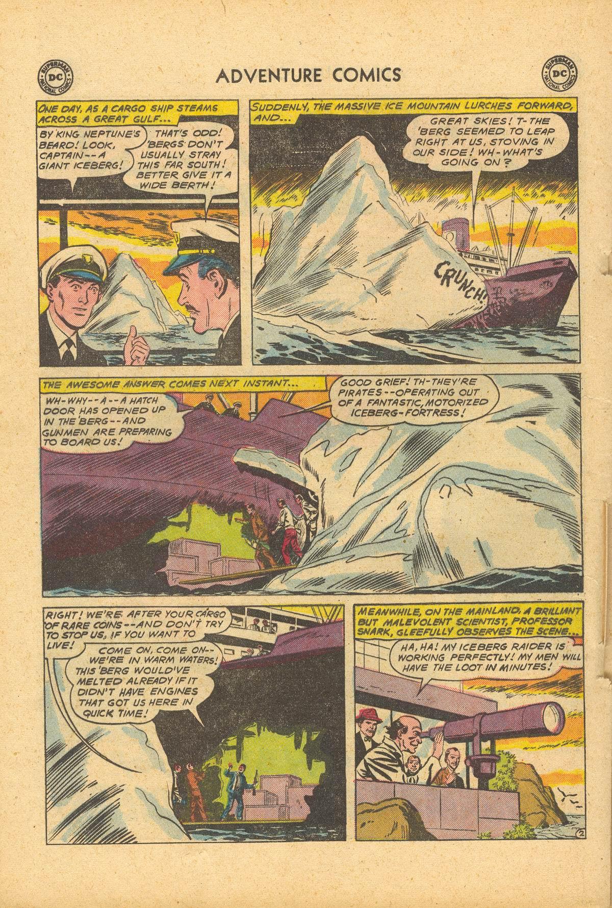 Read online Adventure Comics (1938) comic -  Issue #284 - 20