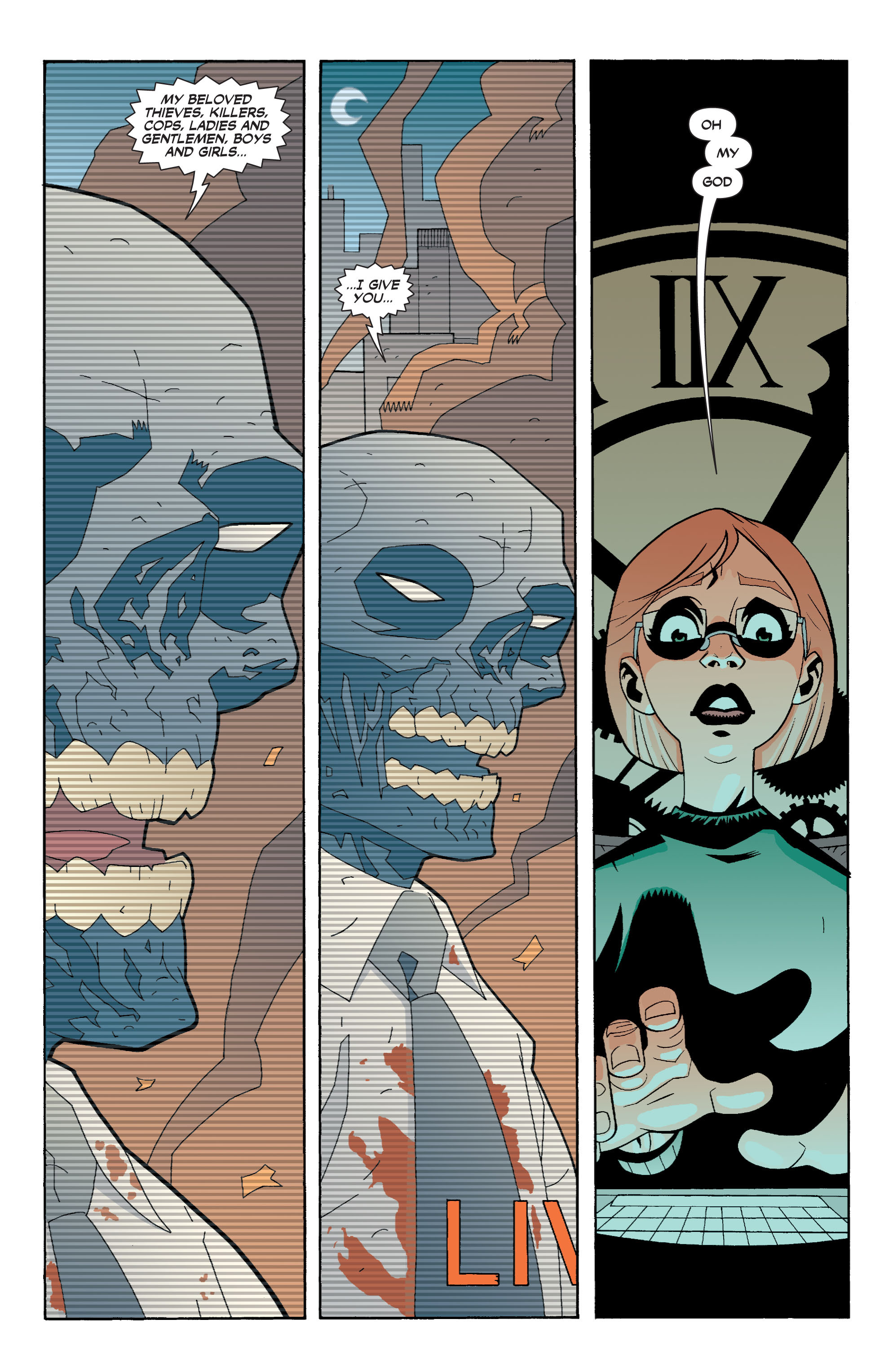 Read online Batman: War Games comic -  Issue #6 - 22