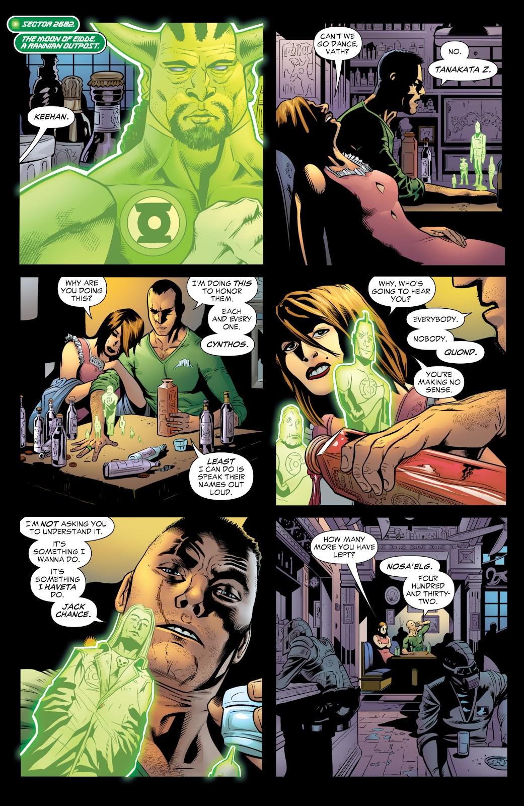 Green Lantern: The Sinestro Corps War Full #1 - English 293