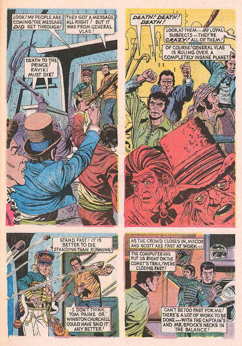 Star Trek (1967) Issue #20 #20 - English 19