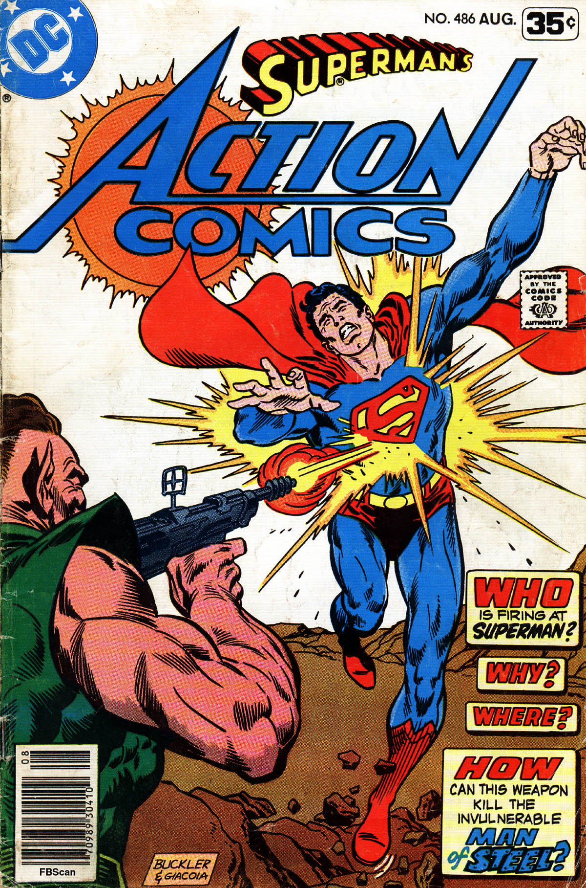 Action Comics (1938) 486 Page 1