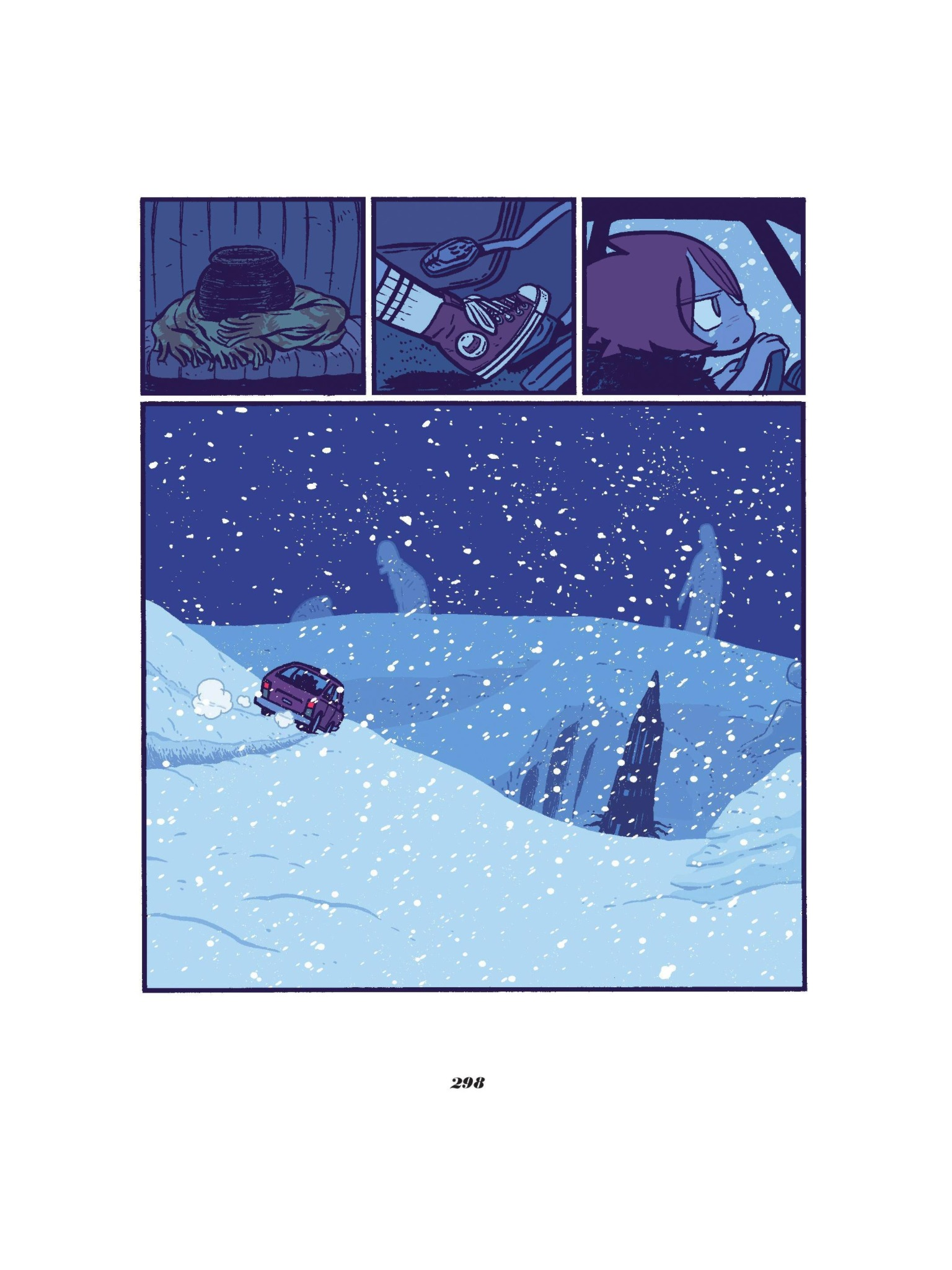 Read online Seconds comic -  Issue # Full - 298