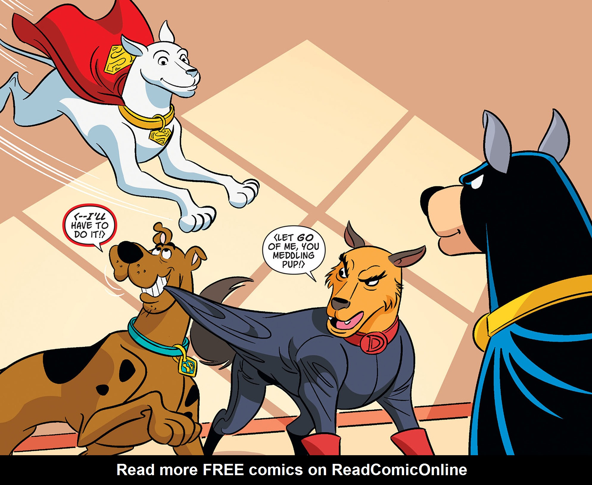 Read online Scooby-Doo! Team-Up comic -  Issue #36 - 19