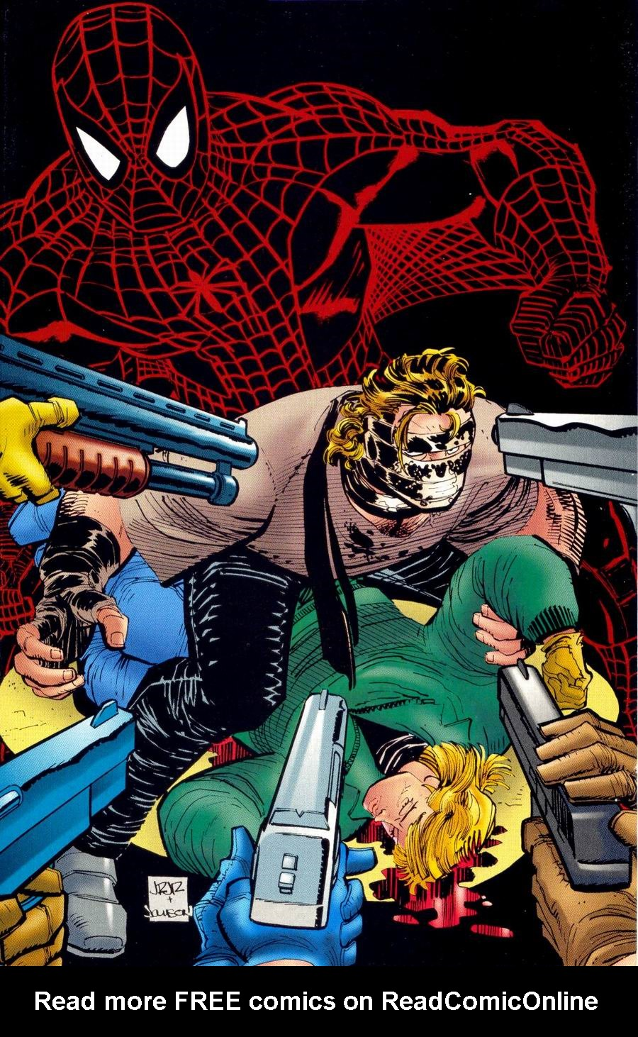 Read online Spider-Man: The Lost Years comic -  Issue #2 - 26