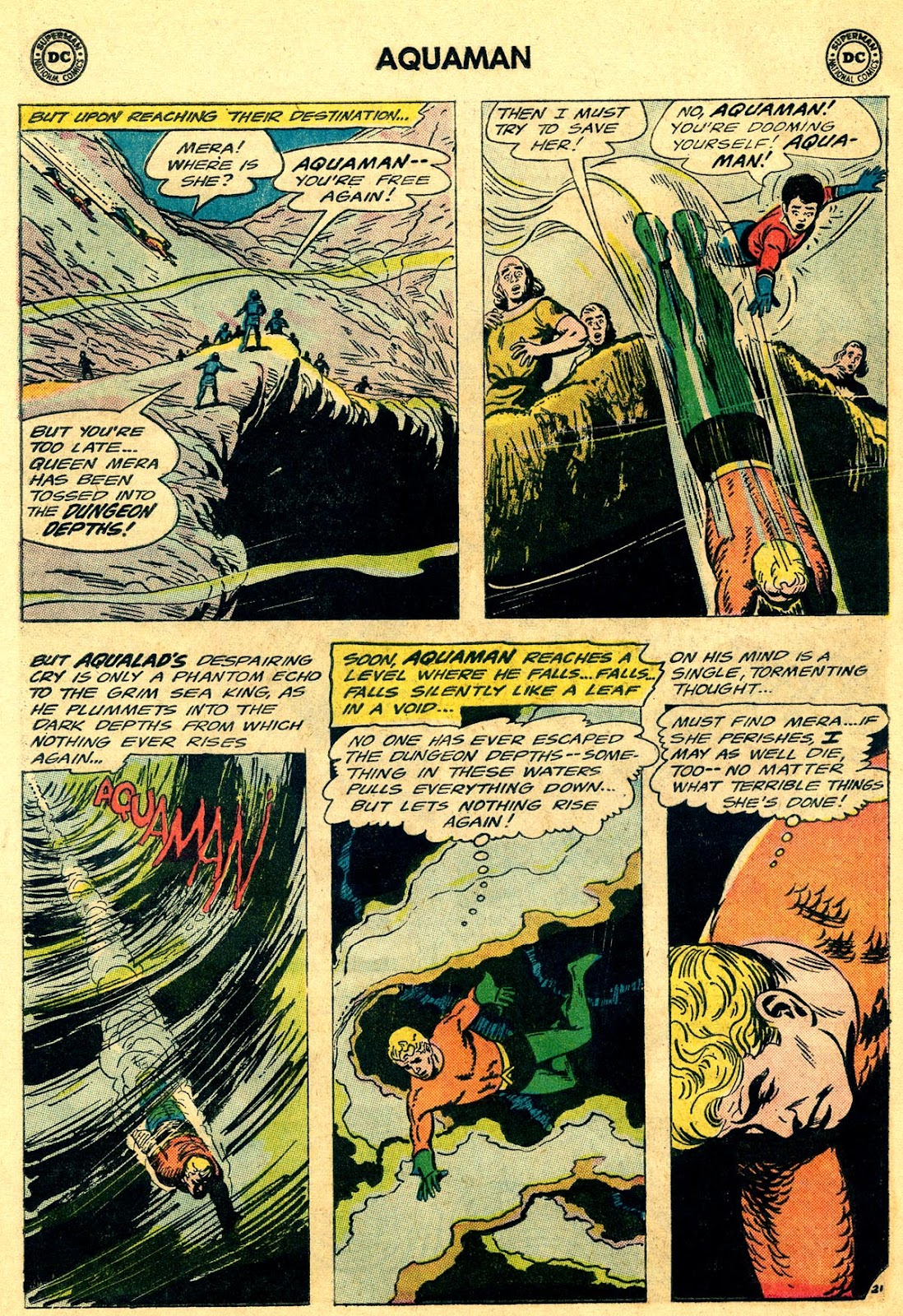 Aquaman (1962) Issue #19 #19 - English 28