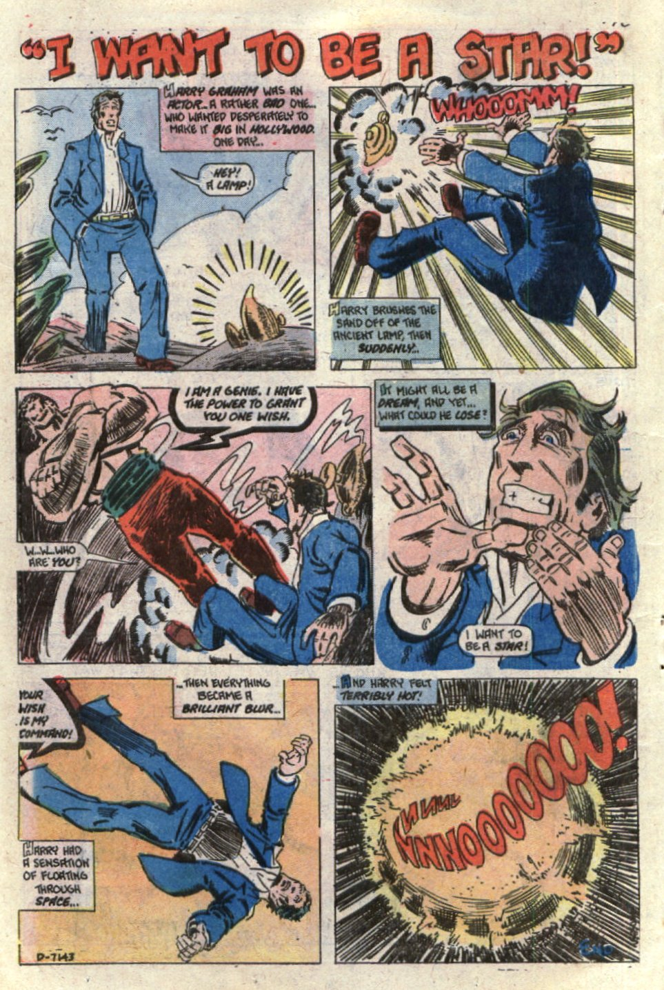 Read online Scary Tales comic -  Issue #5 - 12