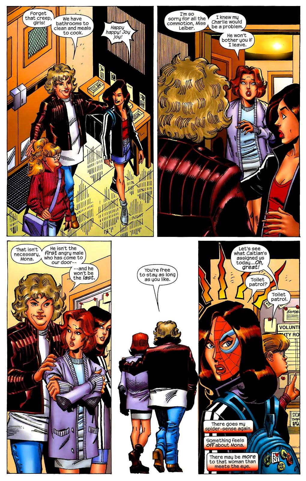 Amazing Spider-Girl Issue #1 #2 - English 11