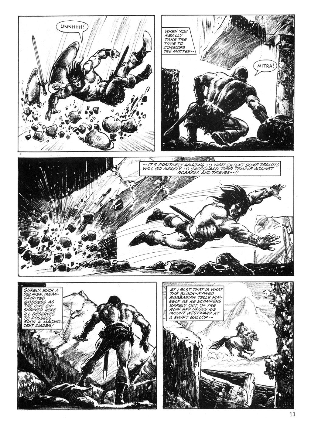 The Savage Sword Of Conan Issue #89 #90 - English 11