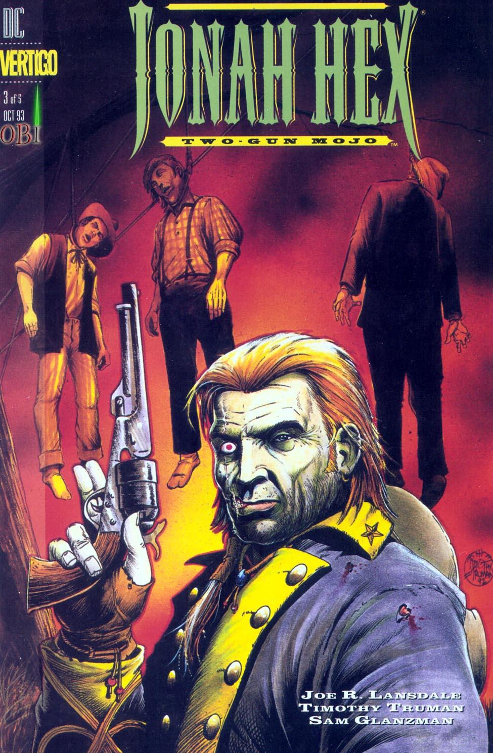 Jonah Hex: Two-Gun Mojo Issue #3 #3 - English 1
