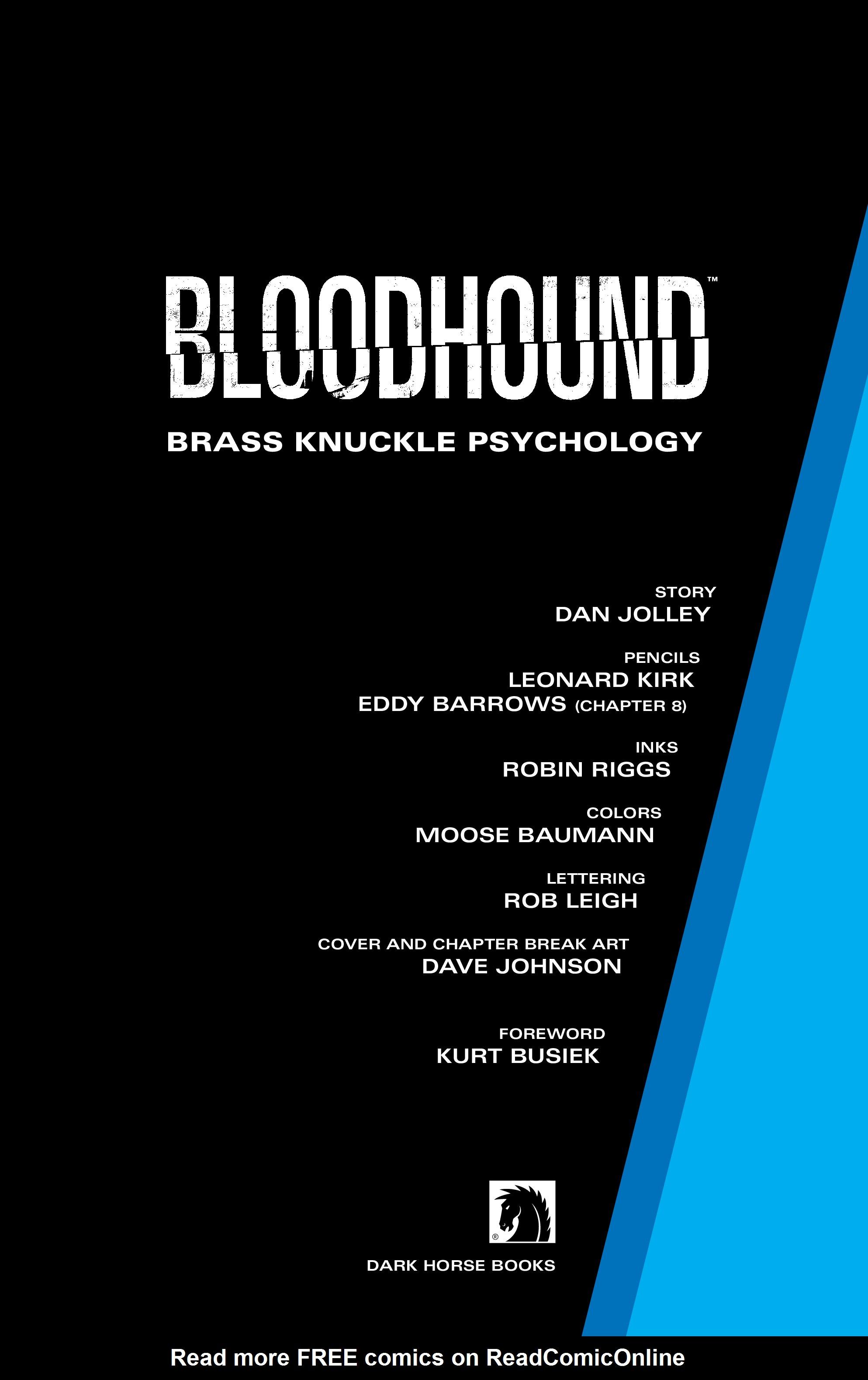 Bloodhound #TPB_1 #11 - English 5