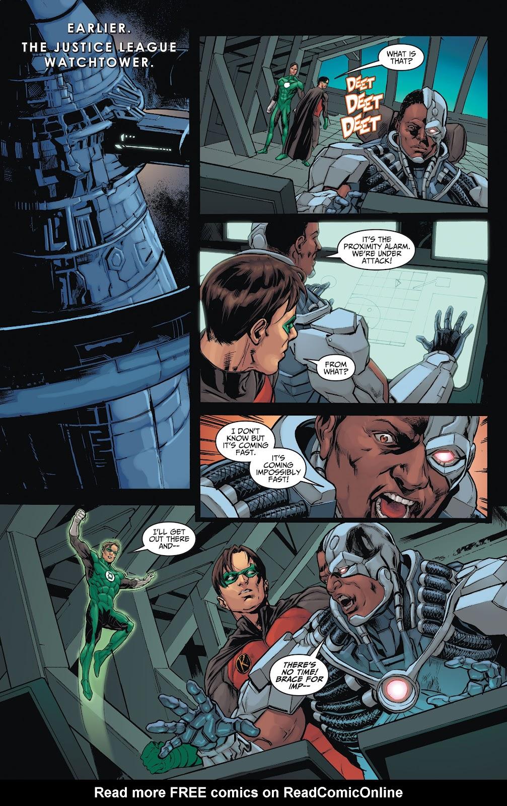Injustice: Gods Among Us [I] _Annual 1 #1 - English 5