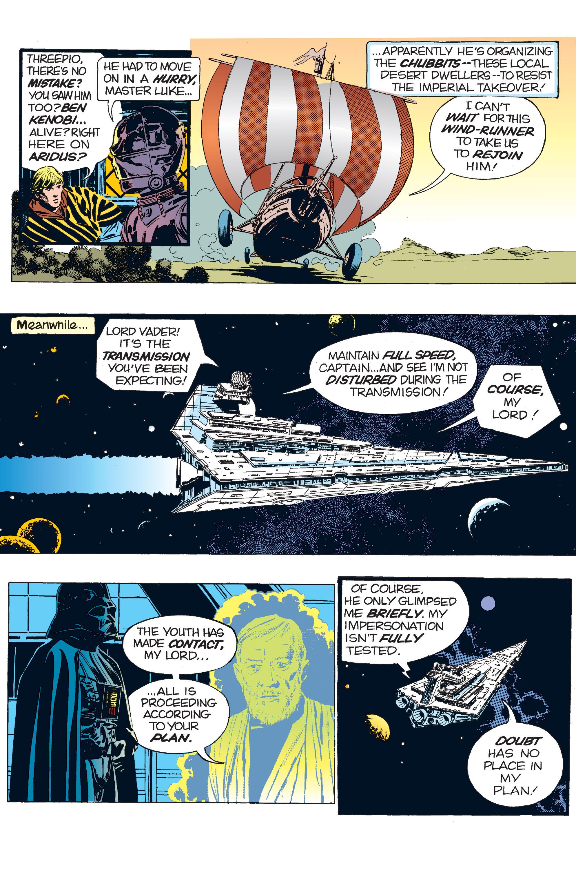 Classic Star Wars #10 #10 - English 16
