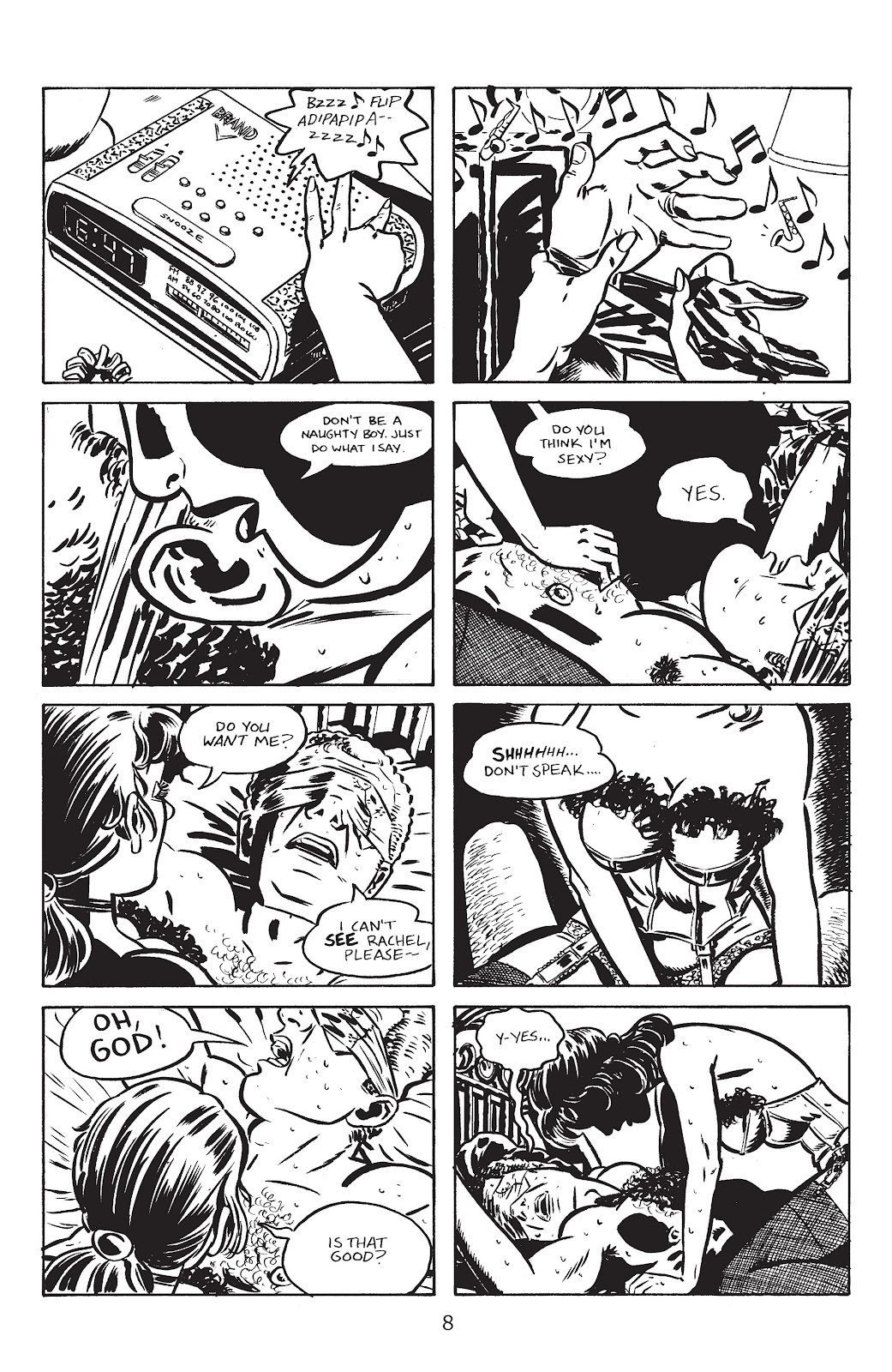 Stray Bullets Issue #20 #20 - English 10