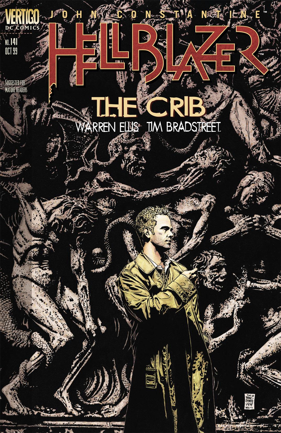 Hellblazer issue 141 - Page 1
