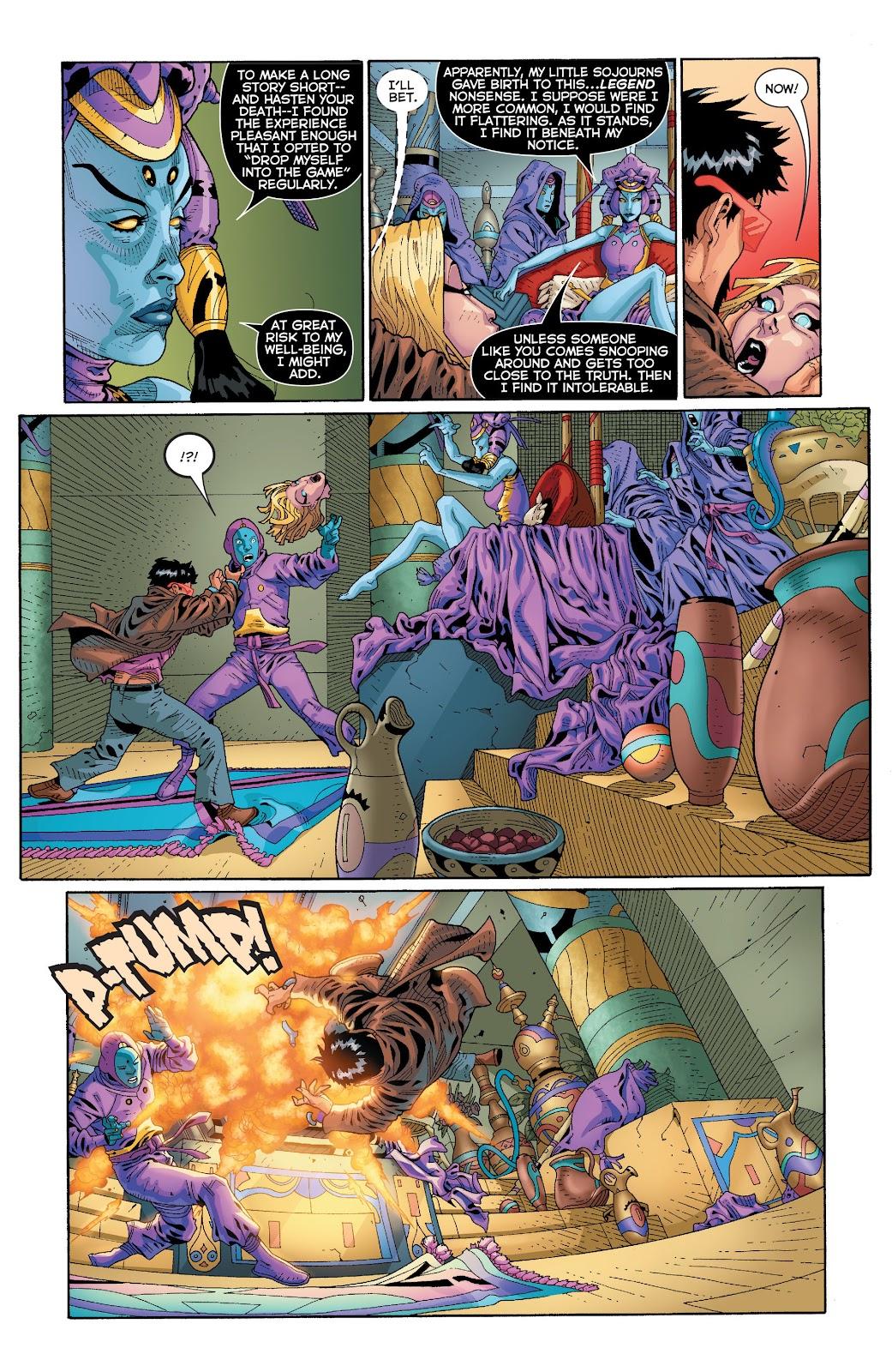 Threshold (2013) Issue #8 #8 - English 27