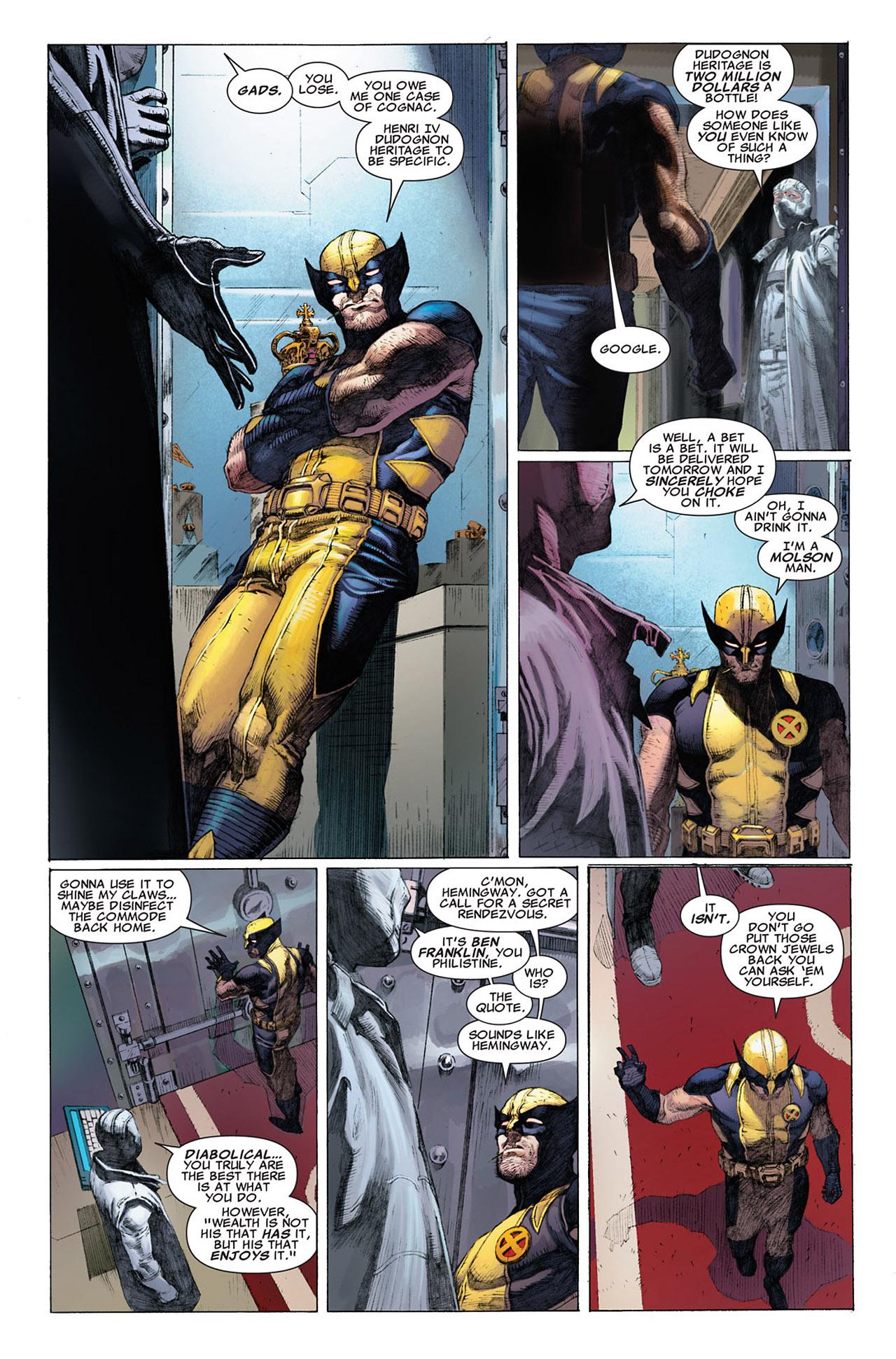 Uncanny X-Force (2010) #1 #37 - English 12