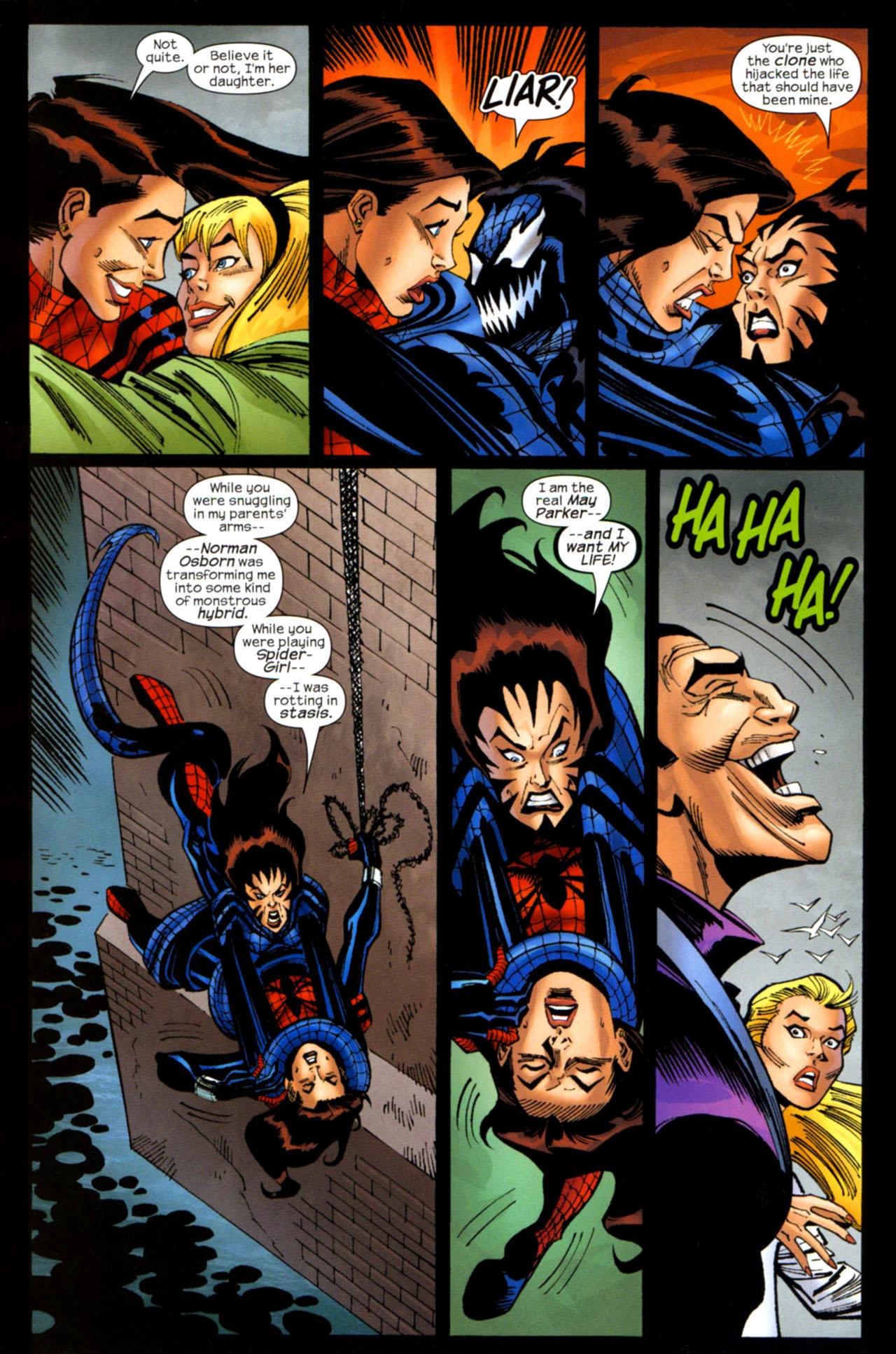 Amazing Spider-Girl #30 #31 - English 11