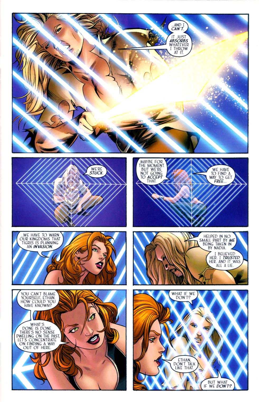 Read online Scion comic -  Issue #33 - 7