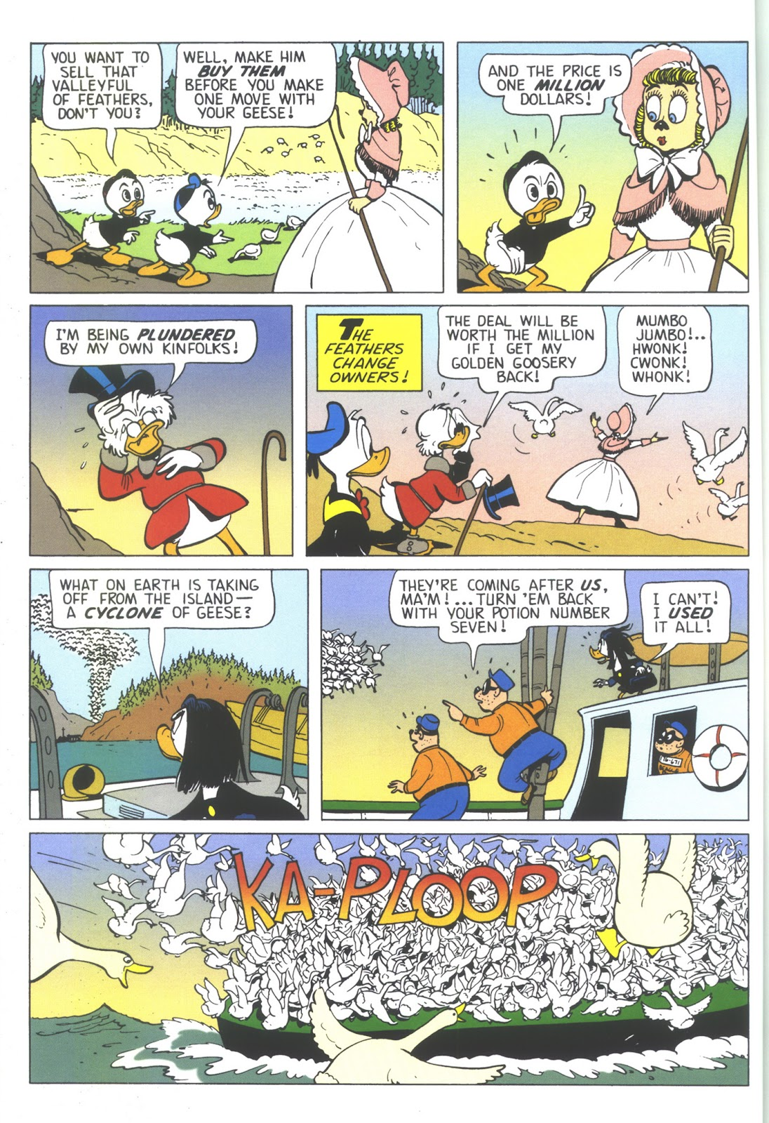 Uncle Scrooge (1953) Issue #352 #352 - English 24