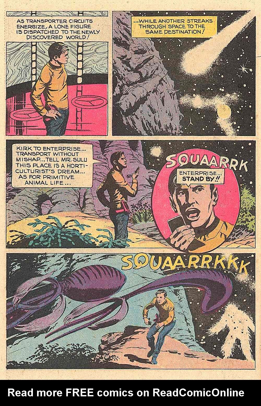 Star Trek (1967) #47 #47 - English 18