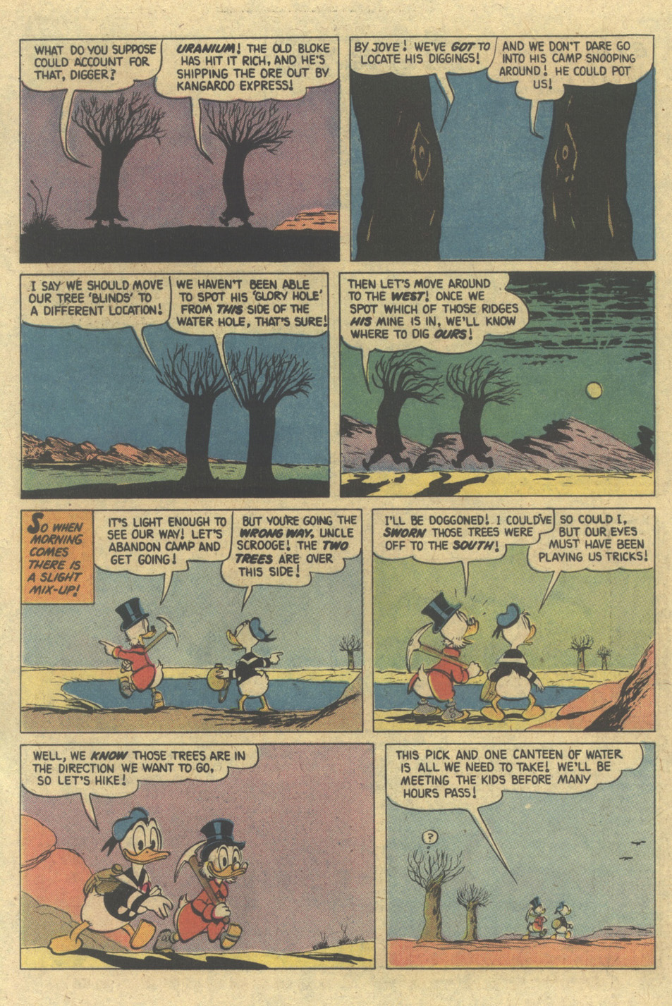 Uncle Scrooge (1953) Issue #148 #148 - English 15