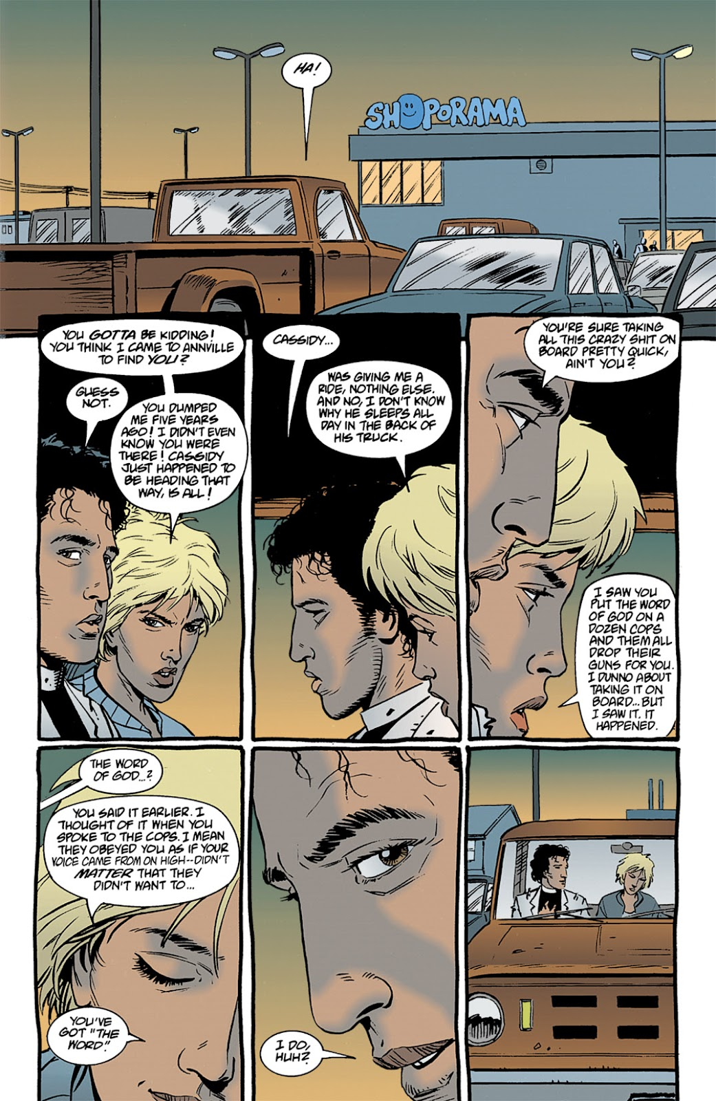 Preacher Issue #2 #11 - English 14