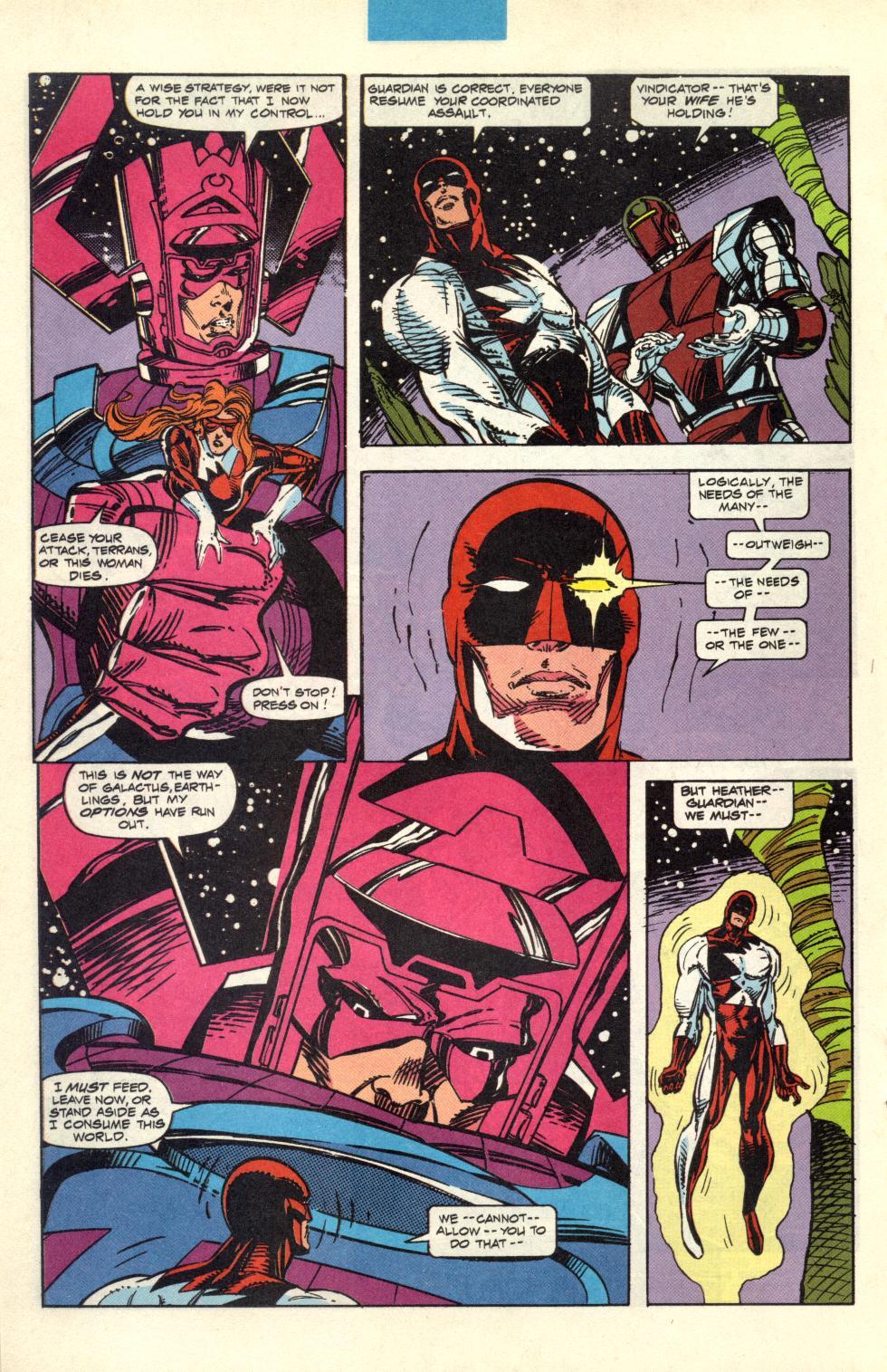 Alpha Flight (1983) 100 Page 26