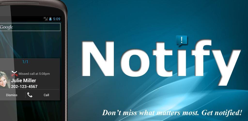 Notify pro v4.0.8 apk android