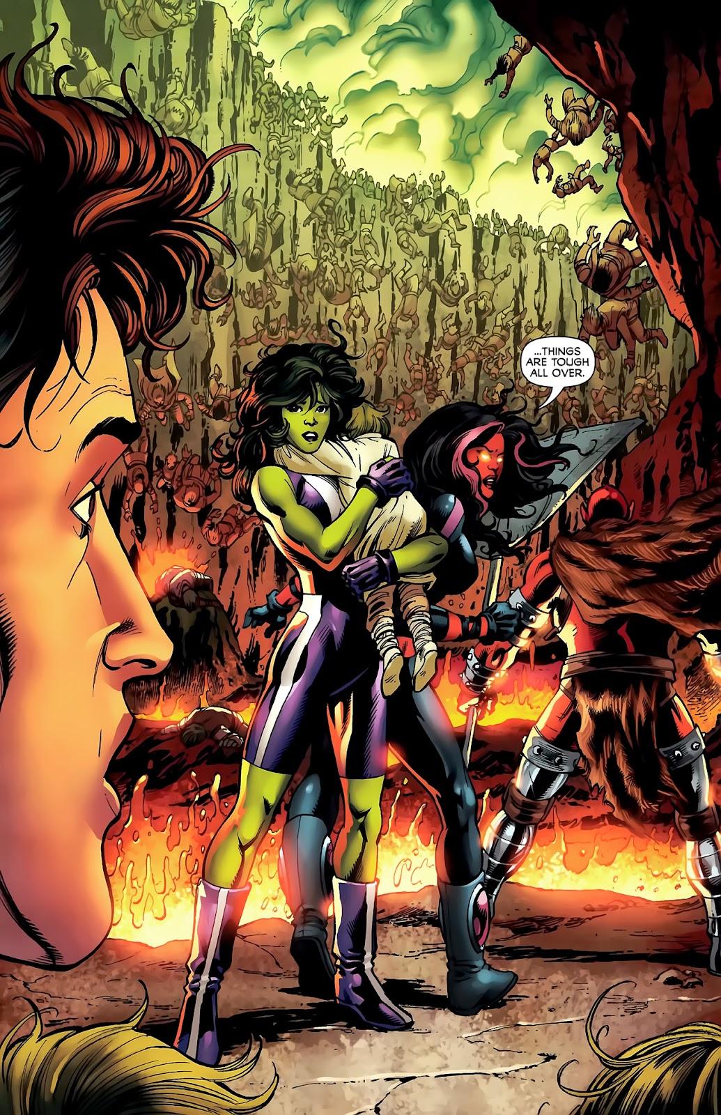 Incredible Hulks (2010) Issue #617 #7 - English 6