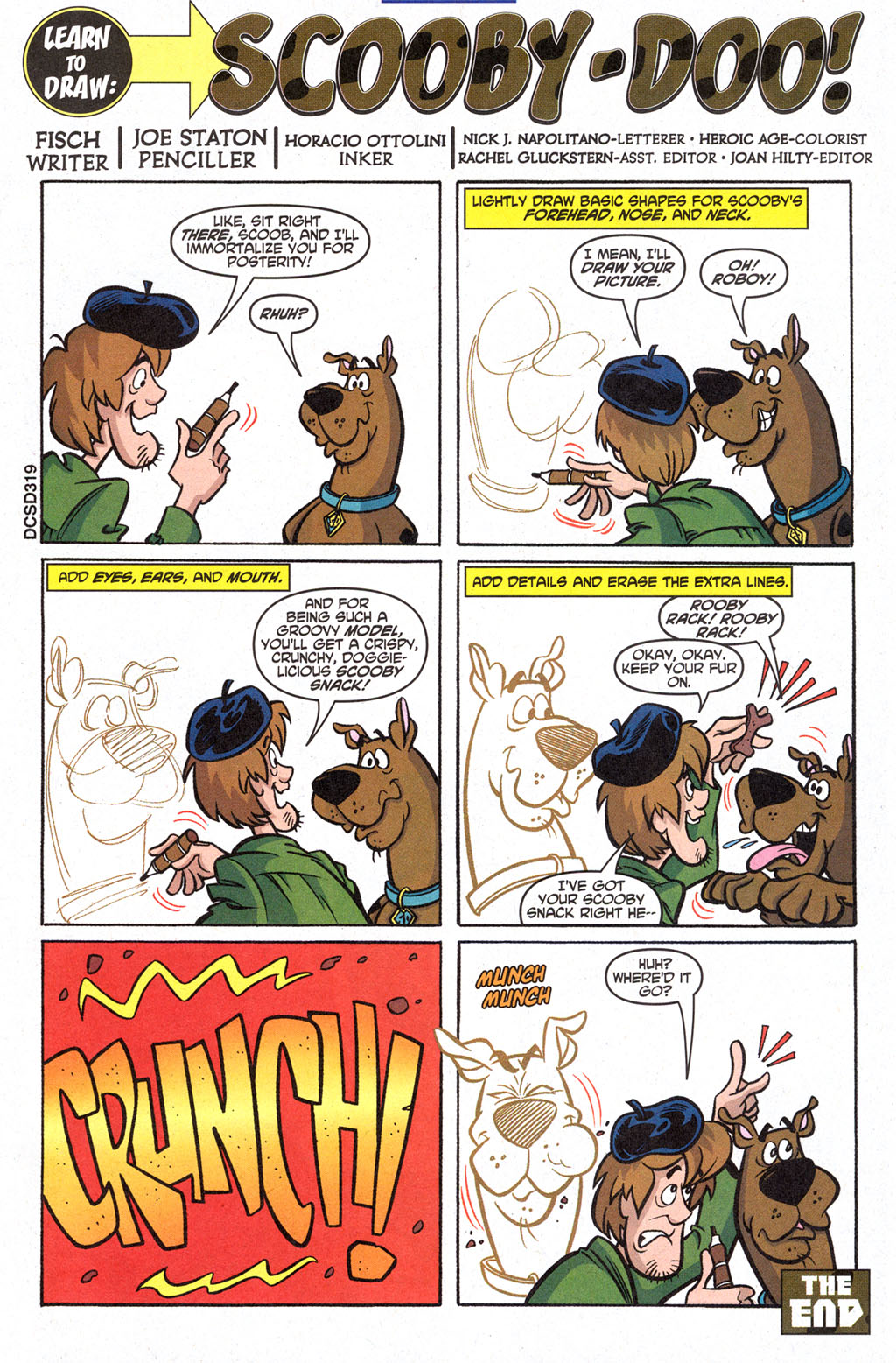 Read online Scooby-Doo (1997) comic -  Issue #98 - 12