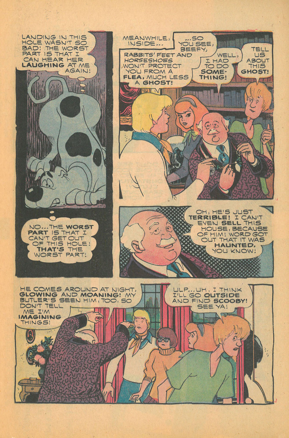 Read online Scooby-Doo... Mystery Comics comic -  Issue #21 - 25