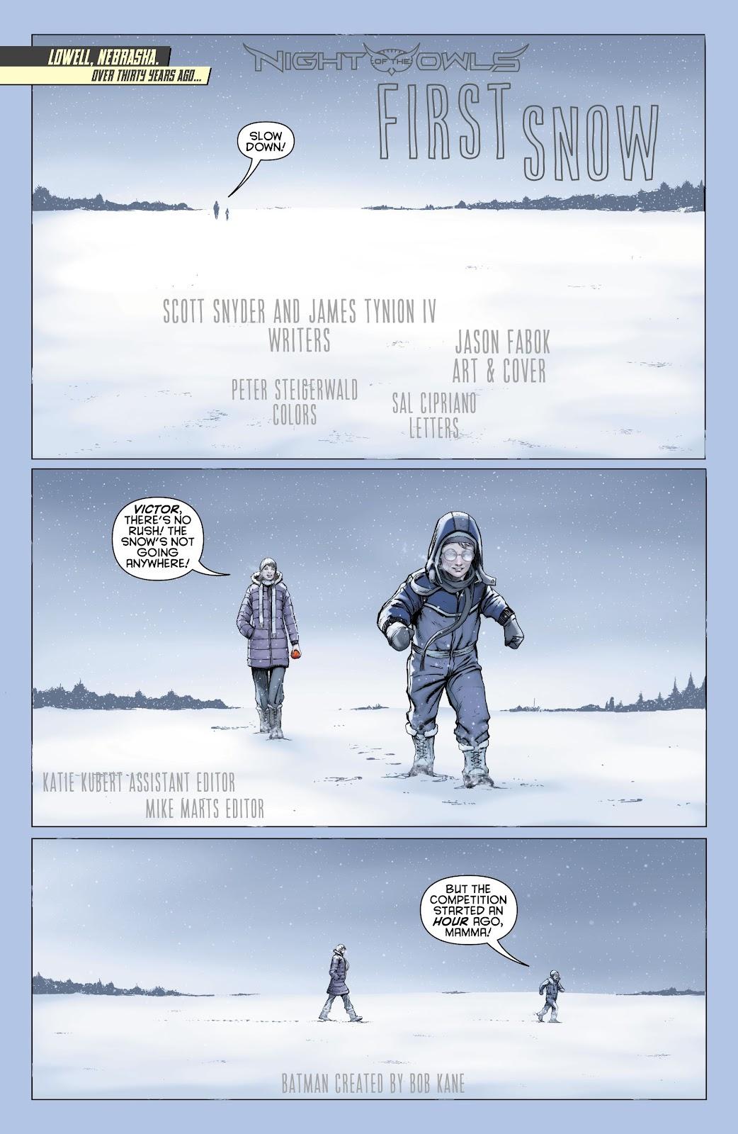 Batman (2011) Annual 1 #11 - English 2