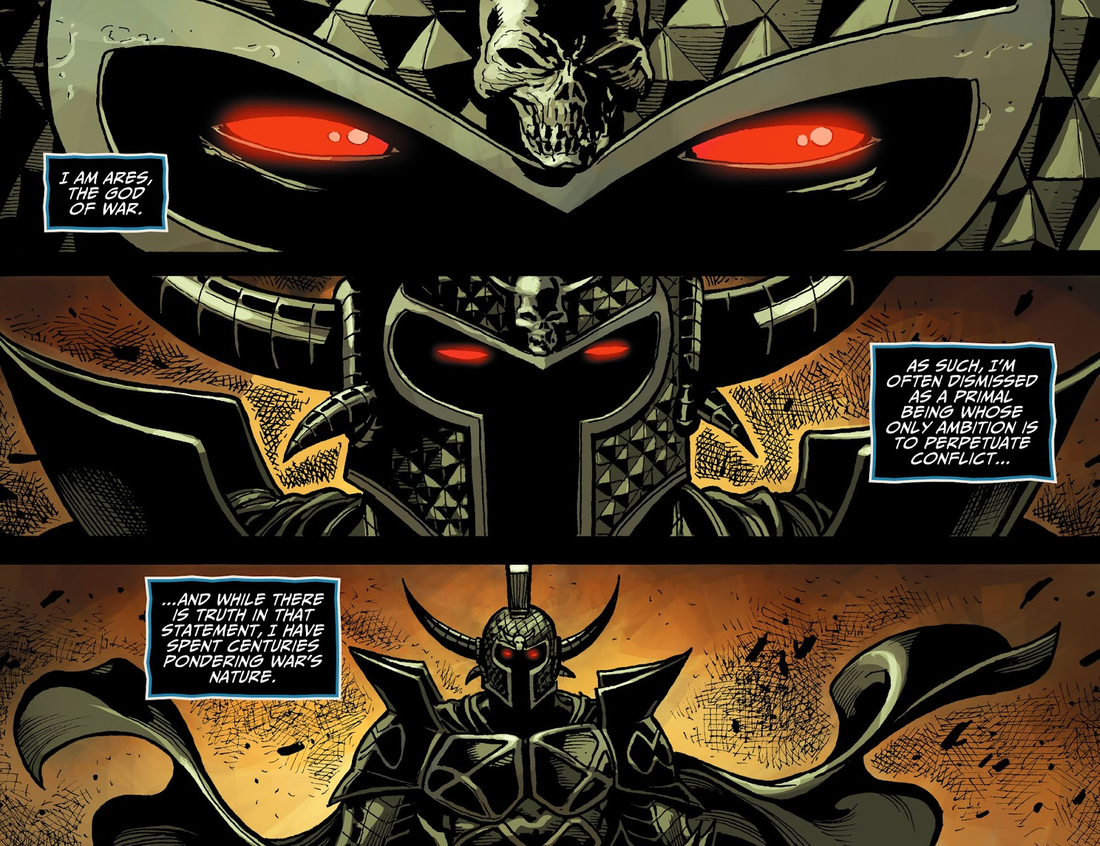 Injustice: Gods Among Us Year Four Issue #16 #17 - English 3