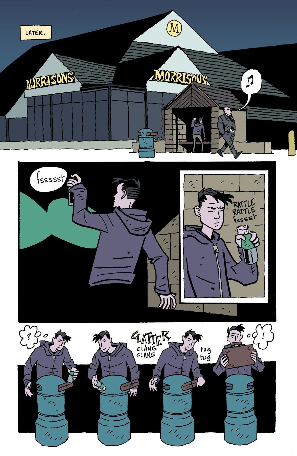 Mudman Issue #6 #6 - English 17